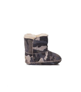 Baby Classic Camo Boots