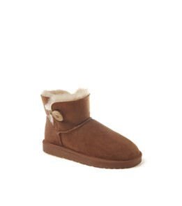 Mini Button Boot OzW
