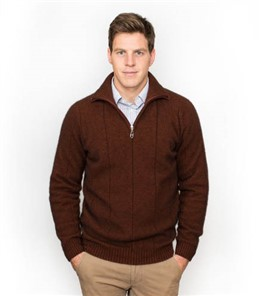 Javelin Zip Neck Jacket