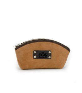 UGG Glass Case/Makeup Bag