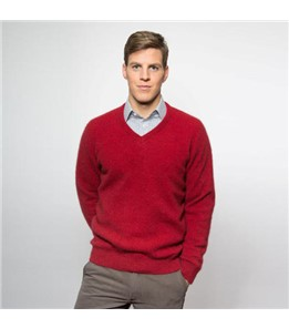 Men Oxford Vee