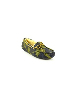 Men Camouflage Moccasin