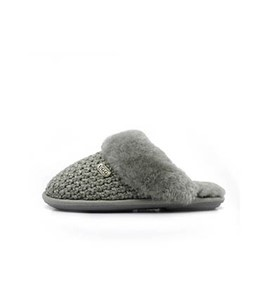 Luxury Knit Scuff