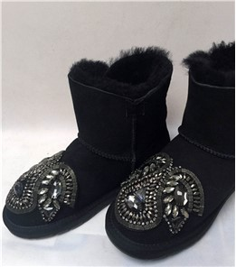 Heritage Bling Mini Boot