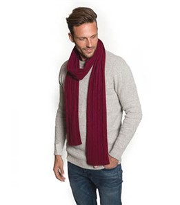 Wyong Cable Scarf