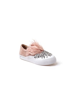 Rae Feather Slip-On Sneaker